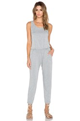 Spiritual Gangster Summer Jumpsuit Gray