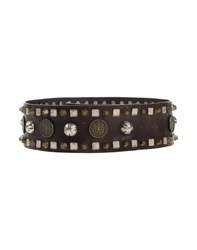 Dsquared2 Small Leather Goods Belts Women Dark Brown
