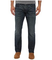 Hudson Byron Straight In Utility Utility Men's Jeans Blue