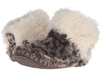 Bedroom Athletics Jesse Mountain Lynx Women's Slippers Brown