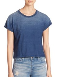 Ag Jeans Indigo Capsule Collection By Penrose Tee