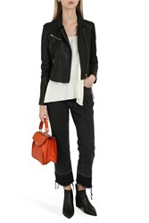 Elizabeth And James Women S Gigi Leather Jacket Boutique1 Black