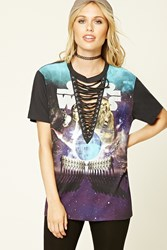 Forever 21 Strappy Star Wars Graphic Tee