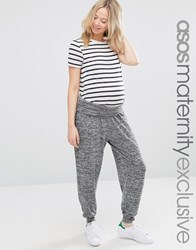 Asos Maternity Lounge Hareem Pants Grey