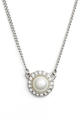 Women's Givenchy Faux Pearl Pendant Necklace