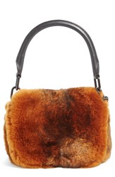 Alexander Wang Mini Genuine Rabbit Fur Handbag