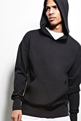 Forever 21 Weiv Lightweight Hoodie Black