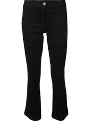 Veronica Beard 'Cassi' Jeans Black
