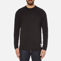 Garbstore Men's Long Sleeve Top Black