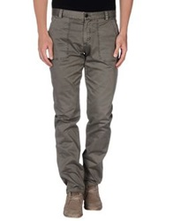 Geox Casual Pants Grey