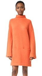C Meo Collective Change For Love Dress Rust