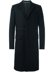 Givenchy Mid Length Coat Black