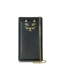 Feline Grained Leather Iphone 6 Case