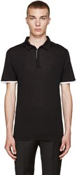 Calvin Klein Black Misel Polo