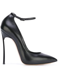 Casadei Stiletto Heel Pumps Black