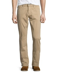 Ag Jeans Graduate Coyote Sud Jeans Tan