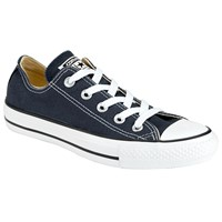 Converse Chuck Taylor All Star Canvas Ox Low Top Trainers Navy