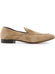Henderson Fusion Classic Penny Loafer Nude And Neutrals