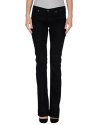 Ralph Lauren Denim Denim Trousers Women Black