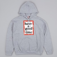 Have A Good Time Pullover Heather Grey