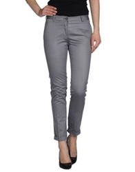 57 T Casual Pants Grey