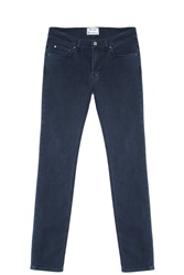 Acne Studios Ace Up Skinny Jeans Blue