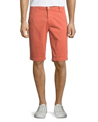 Ag Adriano Goldschmied Griffin Tailored Fit Shorts Brick Dust Men's