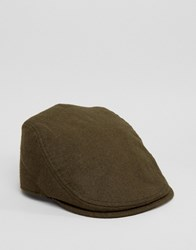Goorin Bros. Mikey Ivy Flat Cap In Olive Green