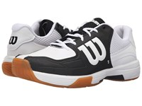 Wilson Recon White Black Tennis Shoes
