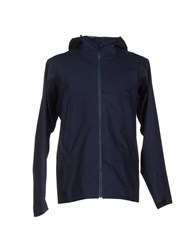 Closed Coats And Jackets Jackets Men Dark Blue