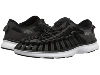 Keen Uneek O2 Raven White Women's Shoes Black