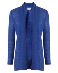 East Edge To Edge Cardi Blue