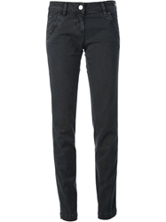 Jacob Cohen Washed Slim Jeans Grey