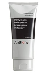 Anthony Logistics For Men Anthony Shave Gel No Color