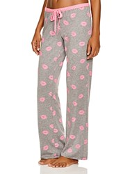 Pj Salvage Lips Pants Gray