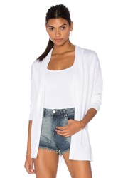 Theory Armelle Cardigan White