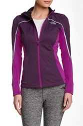 The North Face Isotherm Windstopper Jacket Purple