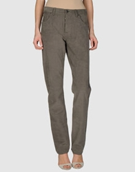 Thinple Casual Pants Khaki