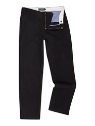 Howick Fraternity Casual Chino Black