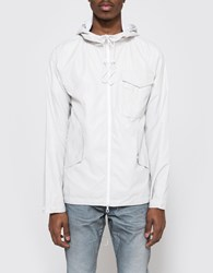 John Elliott Fishtail Raincoat Clay
