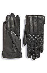 Rag And Bone Women's Rag And Bone Quilted Leather Gloves
