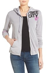 Women's Freecity 'Strike' Zip Sweatshirt