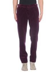 Gentryportofino Casual Pants Dark Blue