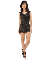 Rvca Later Dude Romper Dusty Olive Women's Jumpsuit And Rompers One Piece