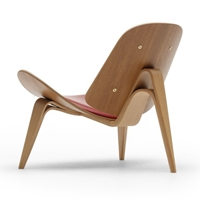 Limited Edition Ch07 Shell Chair Lounge Chairs