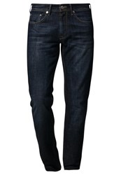 Baldessarini Jack Straight Leg Jeans Stone Wash Blue Denim