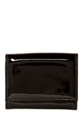 Mundi Foldover Flap Wallet Black