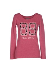 Duck Farm Topwear Sweatshirts Women Mauve