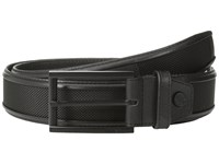 Tumi Ballistic Belt Black Black Men's Belts