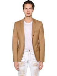 Calvin Klein Norton Wool Toile Jacket